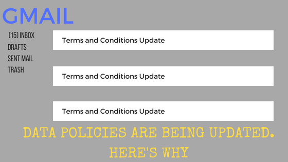 Data policies are being updated. This is why.