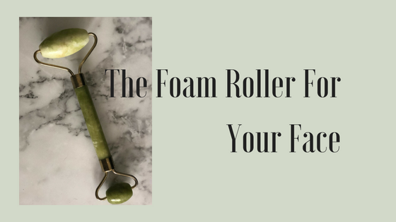 The Foam Roller For YourFace